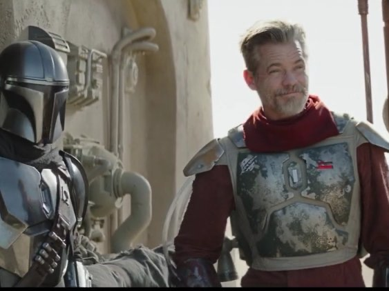 The Mandalorian Episode 9- The Marshal, Mando and the Marshal