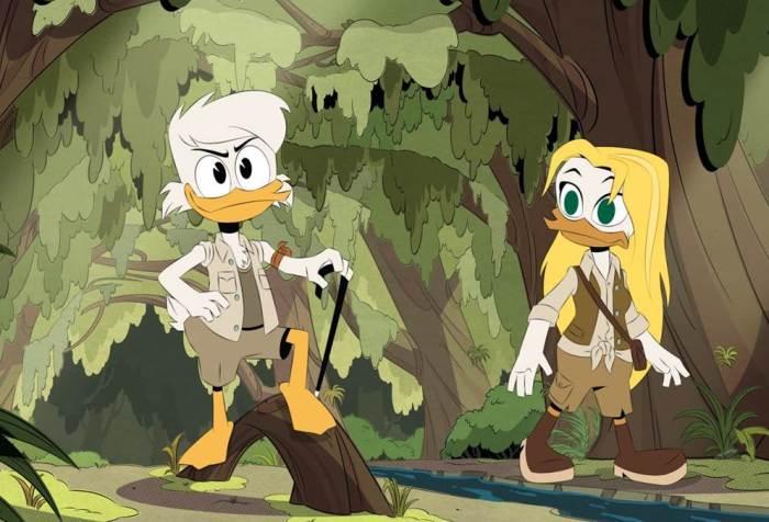 Ducktales Season 3, Episode 11- The Forbidden Fountain of the Foreverglades