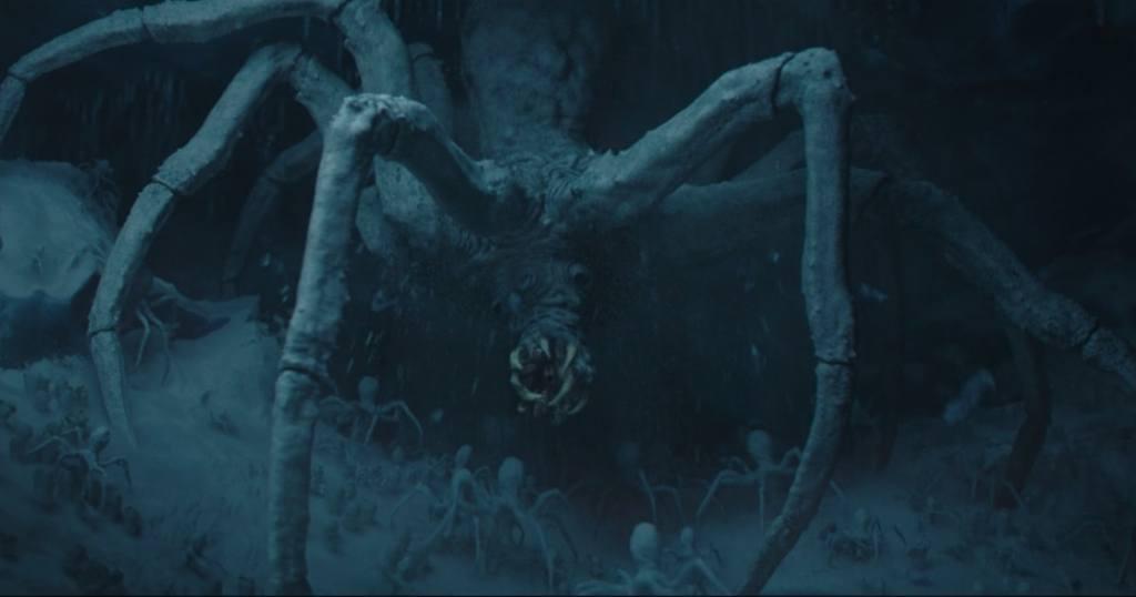 The Mandalorian Episode 10- The Passenger, Spiders!!