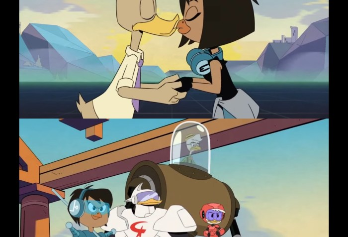 DuckTales Season 3 Episode 19-Love Is In the Air