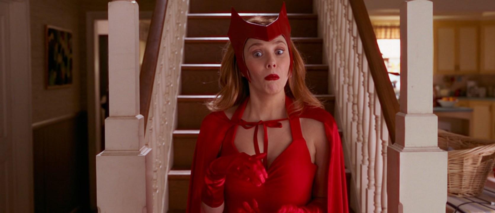 WandaVision Episode 6-All-New Halloween Spooktacular