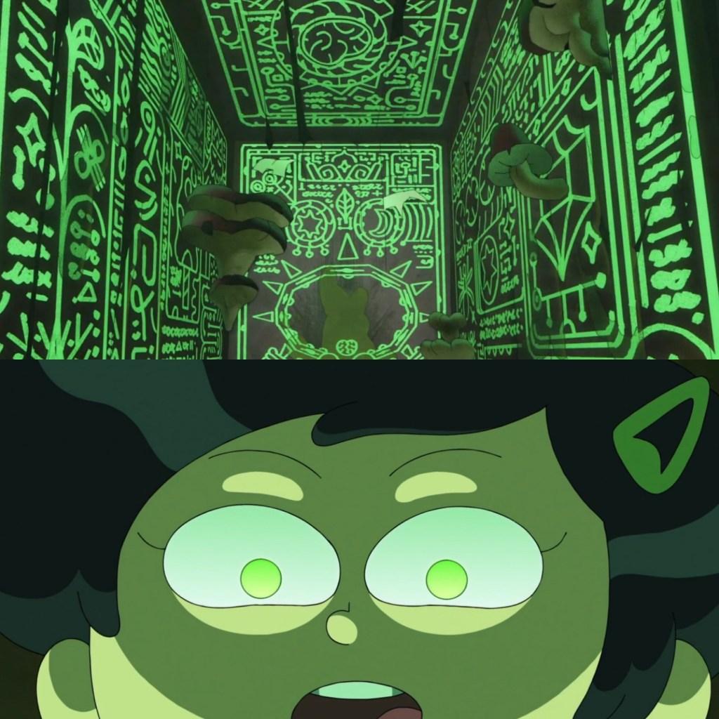 Amphibia Season 2 Episode 14-Legend of Zelda Amphibia Season 2 Episode 14-Legend of Zelda Vibes