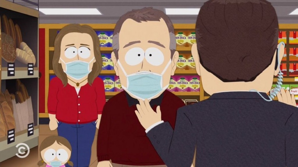 South Park Vaccination Special-The Whites are Annoying