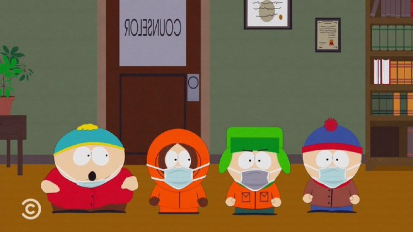 South Park Vaccination Special- The Boys are Back in Town