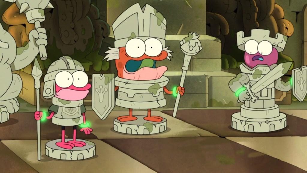 Amphibia Season 2 Episode 14-Uh oh