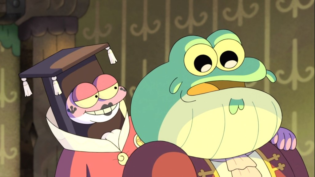Amphibia Season 2 Episode 16-Toadstool Gets the Offer of a Lifetime