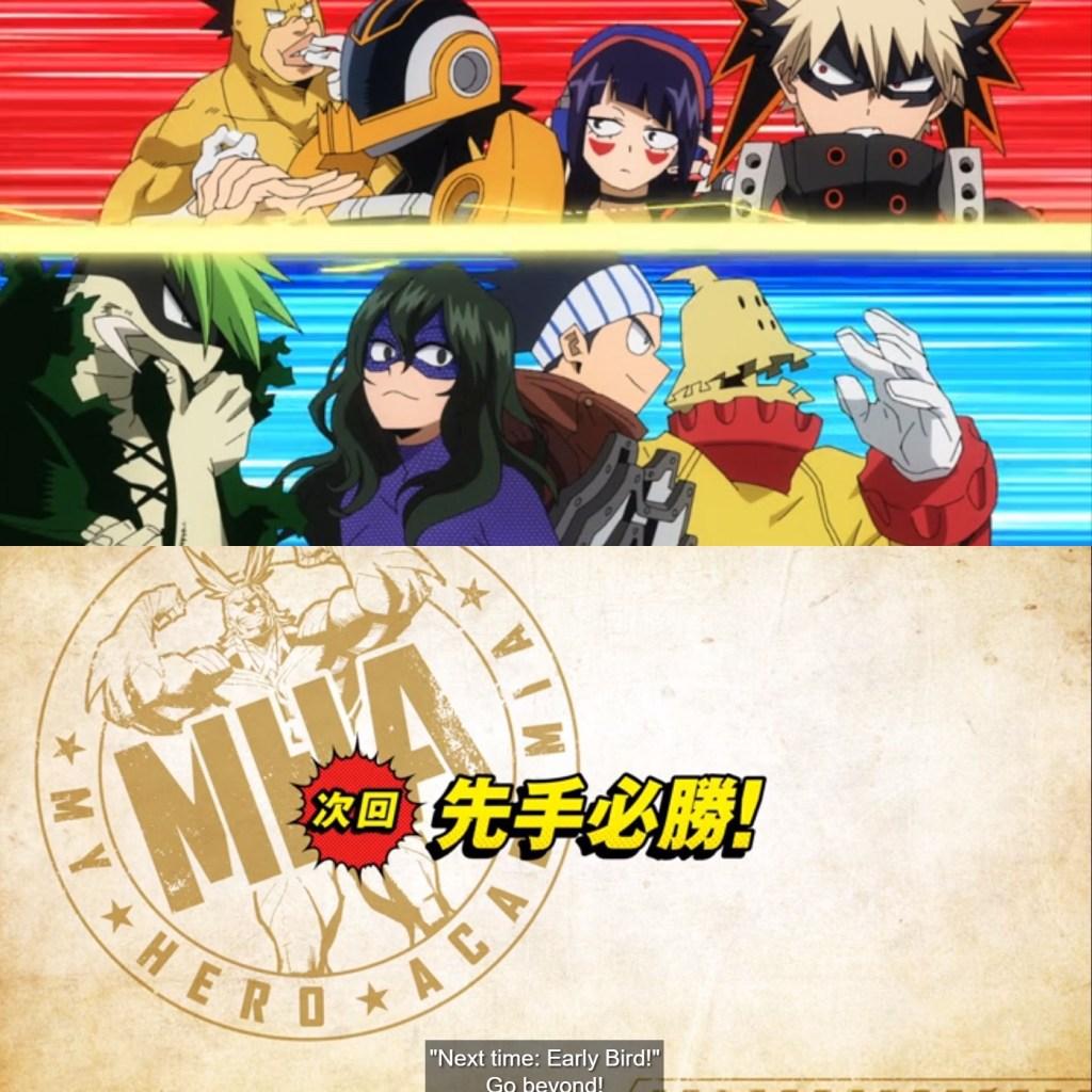 My Hero Academia S5 Episode 9 Teaser