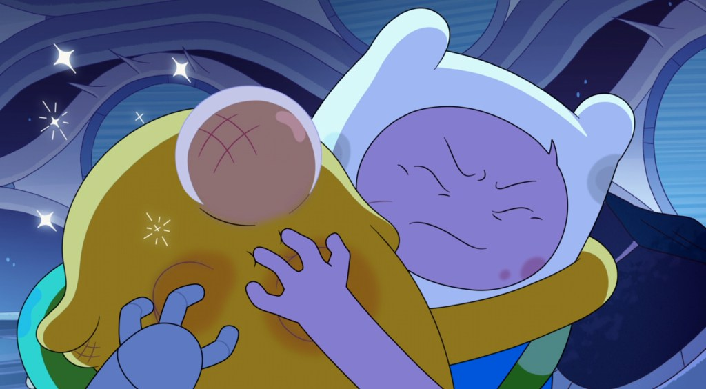 Adventure Time: Distant Lands Together Again-Finn and Jake are Bros No Matter What