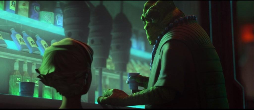 Star Wars: The Bad Batch Episode 5-Meet Cid
