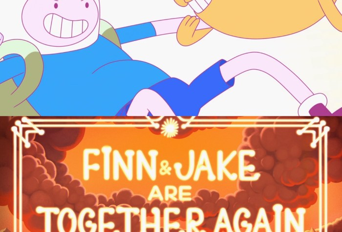 Adventure Time: Distant Lands Together Again