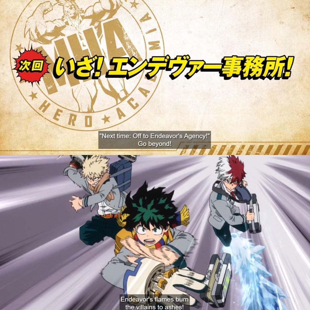 My Hero Academia S5 Episode 14 Preview