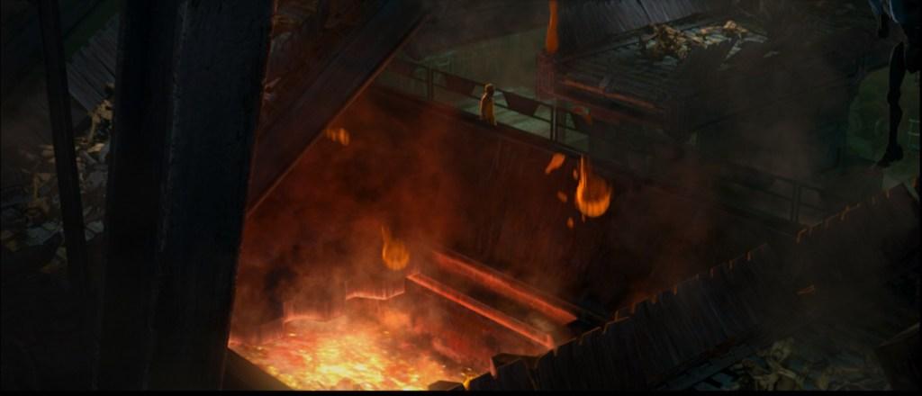 Star Wars: The Bad Batch Episode 6-Farewell, Battle Droids
