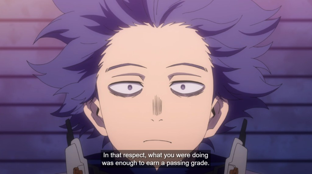 My Hero Academia S5 Episode 10-Welcome to the Hero Course, Shinso
