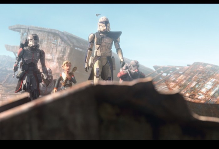 Star Wars: The Bad Batch Episode 7-Battle Scars