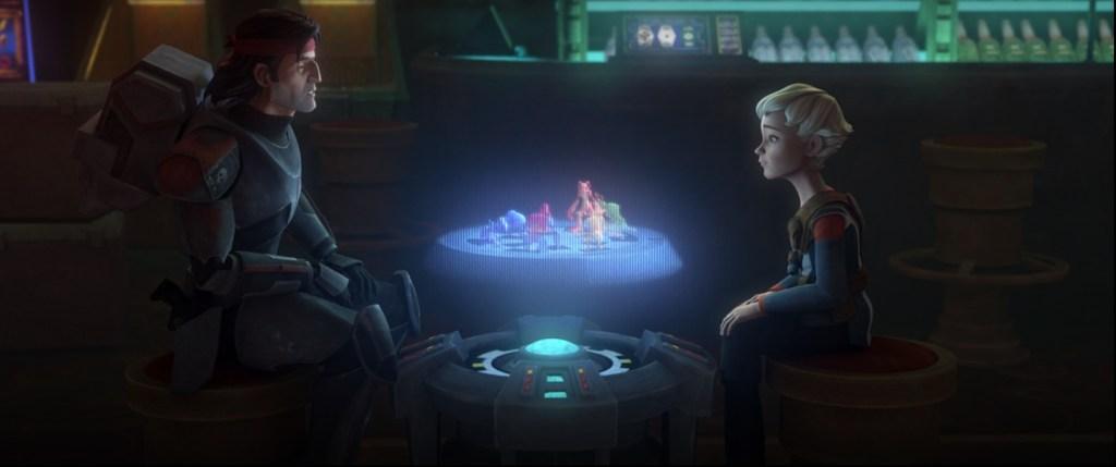 Star Wars: The Bad Batch Episode 10-Omega's Strategic Skill