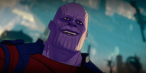 Marvel What If...? Episode 2-Thanos the Good Guy?