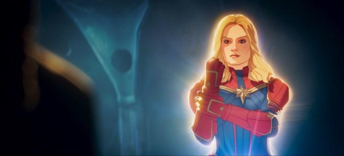 Marvel What If...? Episode 3-Captain Marvel