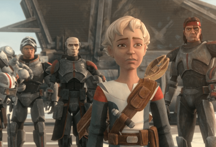 Star Wars: The Bad Batch Episode 16-End of Kamino