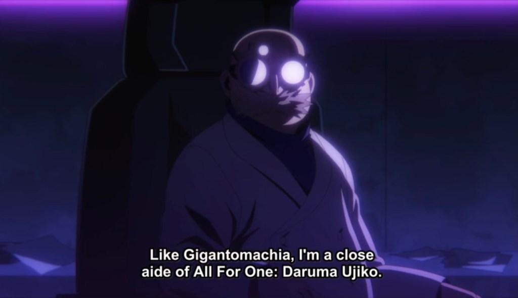 My Villain Academia S5 Episode 21-Daruma Ujiko