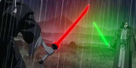 Star Wars Visions-The Elder