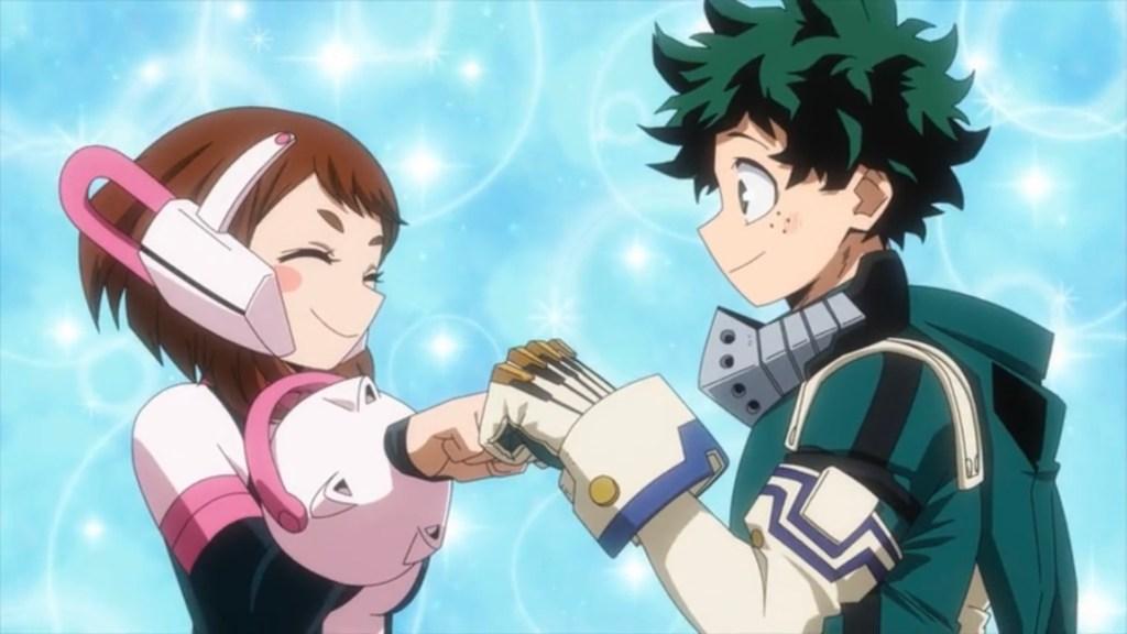 My Hero Academia S5 Episode 25-Growing Stronger
