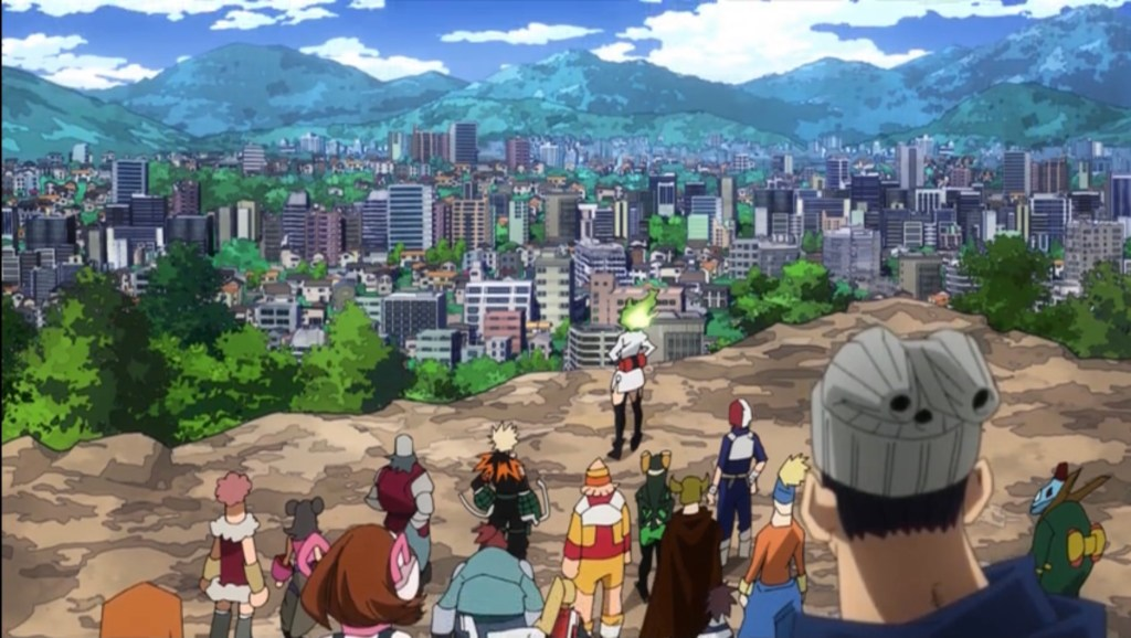 My Hero Academia S5 Episode 25-The Paranormal Liberation War Begins