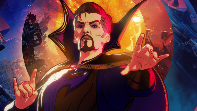 Marvel What If...? Episode 4-Doctor Strange