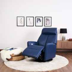 Swing Chair Sydney Counter Chairs Amazon Recliner By Fjords Hjellegjerde European Leather