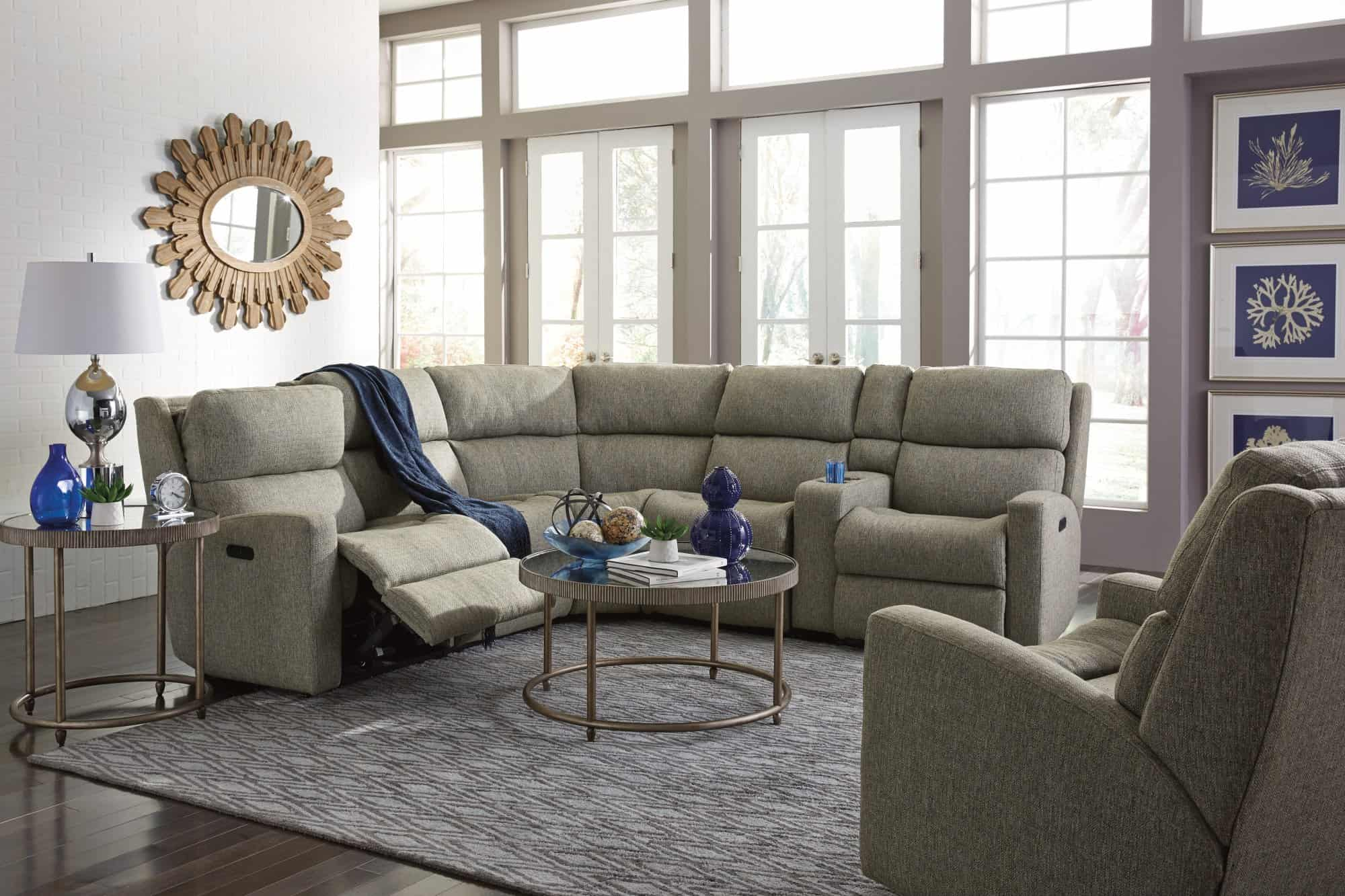 flexsteel leather sofa reviews mcguire union best prices online for sectionals — catalina ...