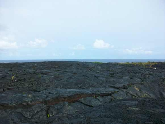 Hawaii Vacation - Black Sand Beach