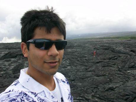 Hawaii Vacation - Rishi Black Sand