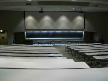 Beautiful MS1 lecture hall