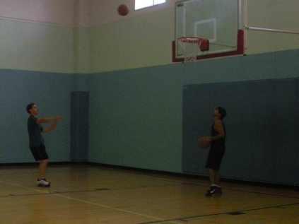 Hinjew baller training