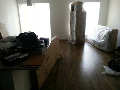 Furniture has arrived!