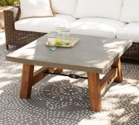 Abbott Square Coffee Table | Pottery Barn