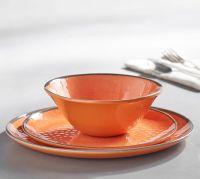 Swirl Melamine Dinnerware