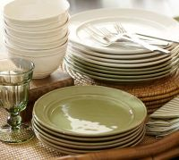 Cambria Dinnerware - Mint | Pottery Barn