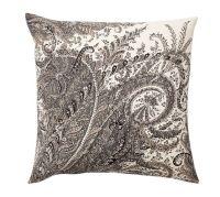 Ellis Paisley Reversible Pillow Cover | Pottery Barn