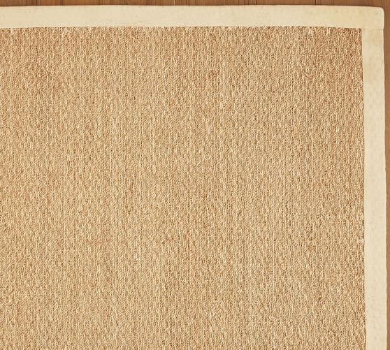 ColorBound Seagrass Rug  Natural  Pottery Barn