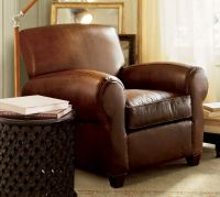 Manhattan Leather Armchair