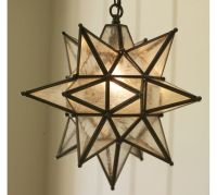 Olivia Indoor/Outdoor Star Pendant | Pottery Barn