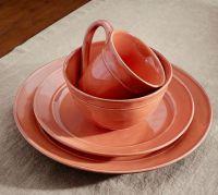 Cambria Dinnerware - Persimmon | Pottery Barn
