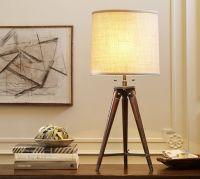 Gibson Tripod Table Lamp | Pottery Barn