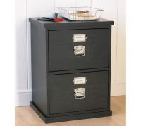 Bedford 2-Drawer File Cabinet | Pottery Barn