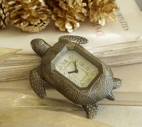 Turtle Clock | Pottery Barn