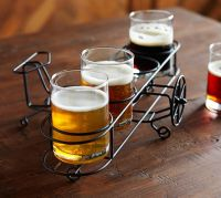 Wire Beer Flight | Pottery Barn