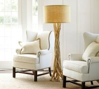 Driftwood Floor Lamp | Pottery Barn