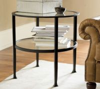 Tanner Round Side Table