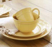 Cambria Dinnerware - Butter | Pottery Barn