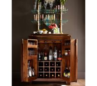 Bowry Bar Cabinet | Pottery Barn